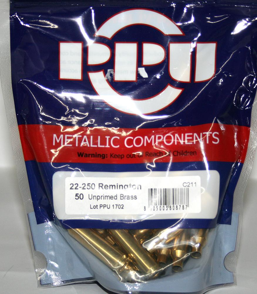 PPU_C211_36-02005_50St_.22-250_Remington_Huelsen_bayerwald-jagdcenter.de_0.jpg